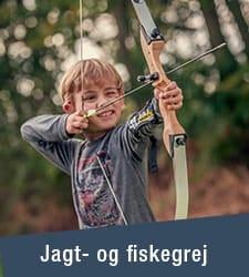 Jagt og fiskegrej